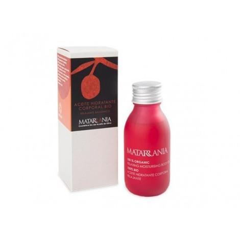 Matarrania - 100% Bio - Aceite Hidratante Corporal - Relajante Balsámico