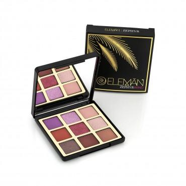 Eleman Beauty - Paleta de Sombras - Zephyr