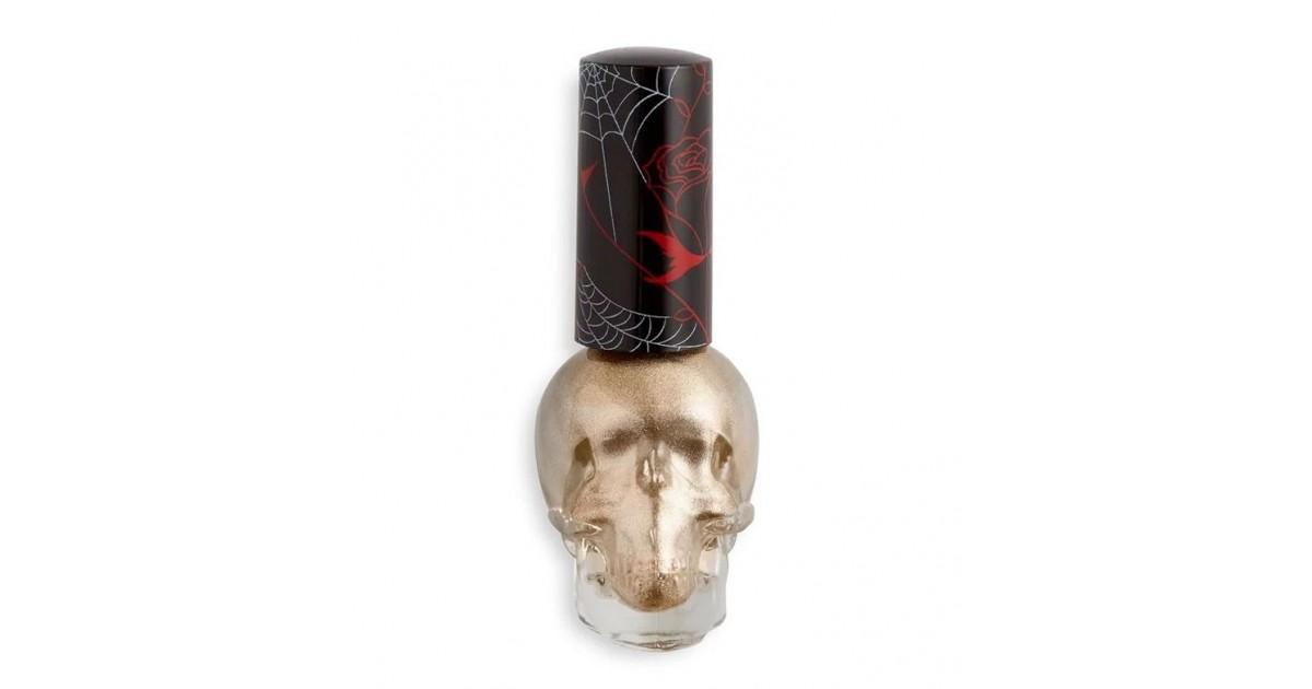 Revolution - *Halloween 2019* - Esmalte de uñas Halloween Skull - Goblin King