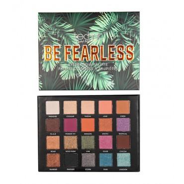Technic Cosmetics - Paleta de sombras - Be Fearless