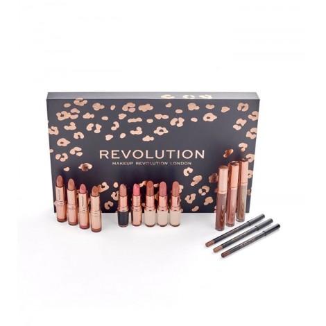 Revolution - Lip Revolution Nudes 2019