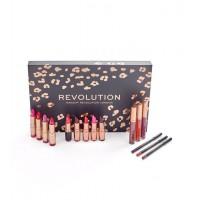 Revolution - Lip Revolution Reds 2019