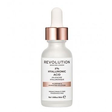 Revolution Skincare - Solución Hidratante y rellenadora - 2% Ácido Hialurónico