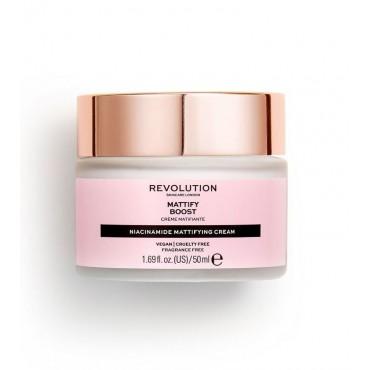 Revolution Skincare - Crema en gel Matificante con Niacinamida - Boost