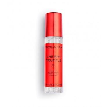 Revolution - *Precious Stone* - Spray fijador de maquillaje - Cherry Truffle