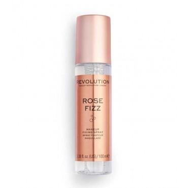 Revolution - *Precious Stone* - Spray fijador de maquillaje - Rose Fizz