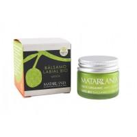 Matarrania - 100% Bio - Balsamo Labial de Menta
