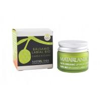 Matarrania - 100% Bio - Balsamo Labial de Canela y Clavo