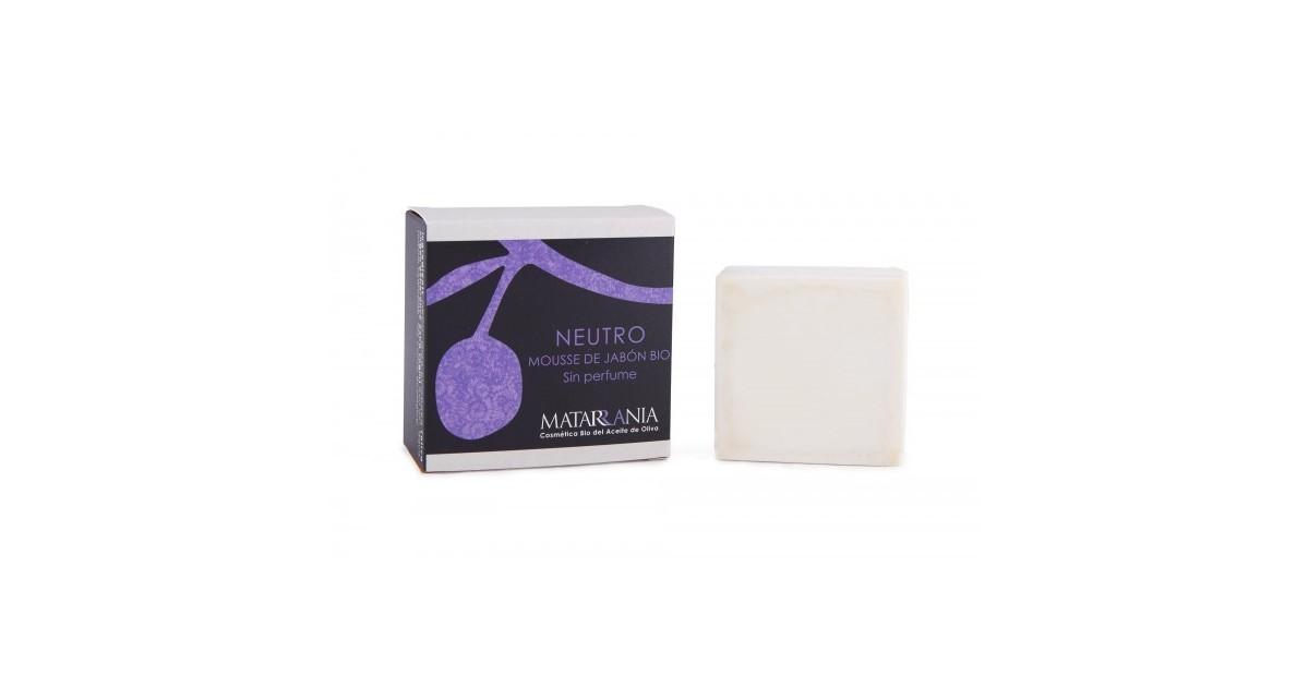 Matarrania - 100% Bio - Mousse de Jabón Puro