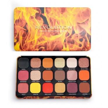 Revolution - Paleta de Sombras Forever Flawless - Fire