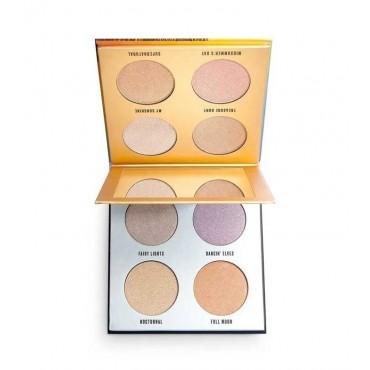 Makeup Obsession - Paleta de Iluminadores X Rady - Moonlight/ Sunlight