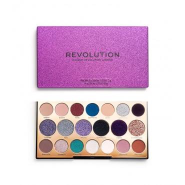 Revolution - *Precious Stone* - Paleta de sombras - Amethyst