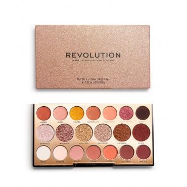 Revolution - *Precious Stone* - Paleta de sombras - Rose Quartz