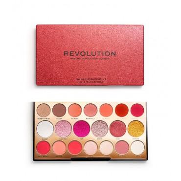 Revolution - *Precious Stone* - Paleta de sombras - Ruby