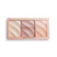 Revolution - *Precious Stone* - Paleta de iluminadores - Rose Quartz