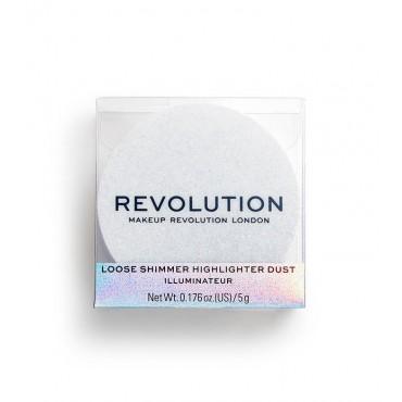 Revolution - *Precious Stone* - Iluminador en polvo metalizado - Iced Diamond