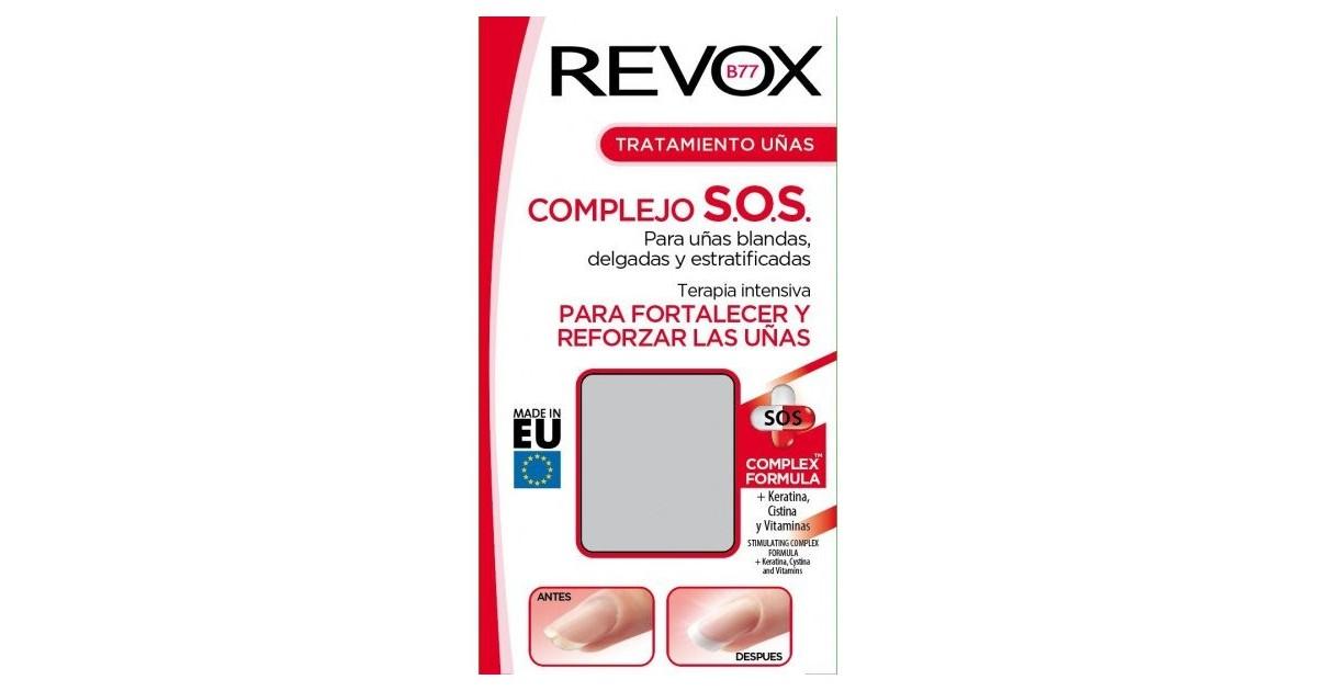 Revox - Complejo Uñas SOS