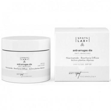 Spot's Lab - *Anti-manchas* - Crema Anti-arrugas de día
