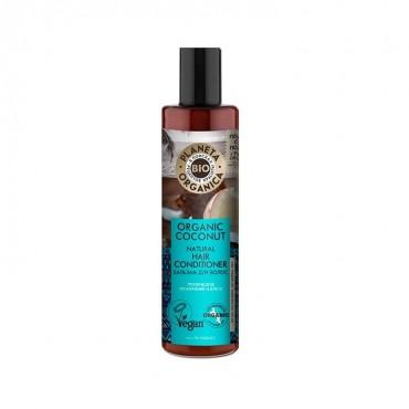 Planeta Organica - Hidratación y Blillo - Acondicionador Natural Coco