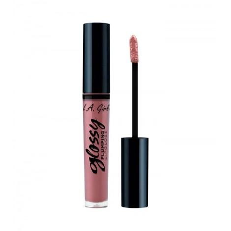 L.A Girl - Brillo de labios Glossy Plumping - GLG922: Plush