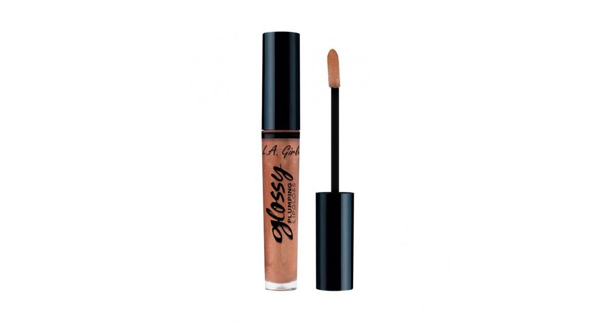 L.A Girl - Brillo de labios Glossy Plumping - GLG925: Fancy