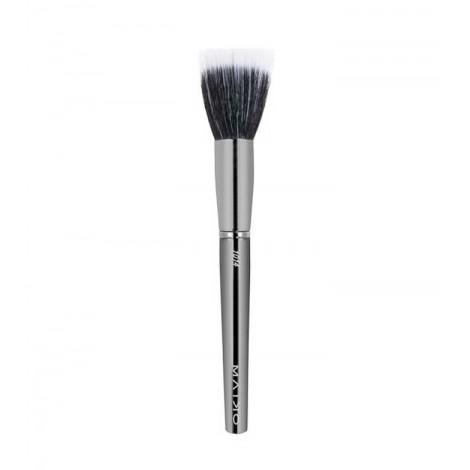 Maiko - Brocha para polvos Duo Fibre Luxury Grey - 1014