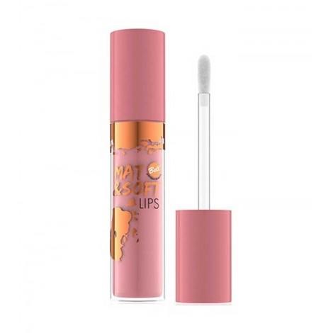Bell - Labial líquido Mate Mat & soft Lips - 02: Sweet Pepper