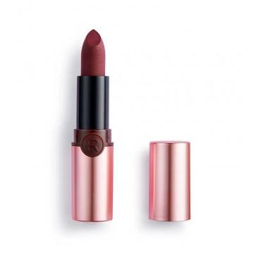 Revolution - Barra de Labios Powder Matte Lipstick - Ornate