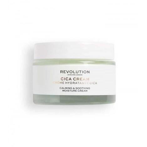 Revolution Skincare - Crema hidratante calmante Cica