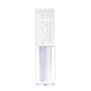 Wibo - *KatOsu* - Sombra de ojos líquida con glitter - NR1: Venus