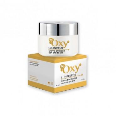 BeOxy - Luminisens - Crema Anti-edad con Oro de 24k