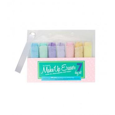 MakeUp Eraser - Set de toallas desmaquillantes Reutilizables - 7 Day Set