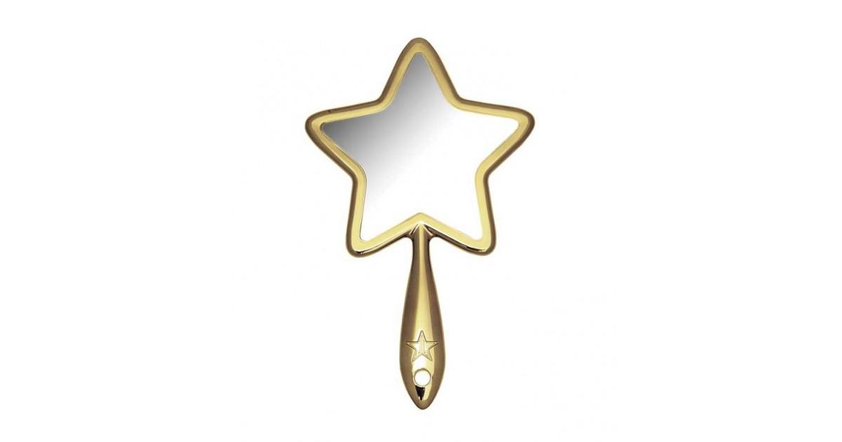 Jeffree Star Cosmetics - Espejo de mano - Gold Chrome