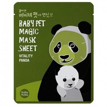 Holika Holika - Máscara de papel - Baby Pet Panda
