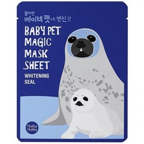 Holika Holika - Máscara de papel - Baby Pet Whitening Seal