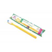 Lamazuna - Cepillo de dientes recargable Amarillo - Suave