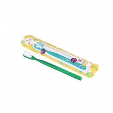 Lamazuna - Cepillo de dientes recargable Rojo - Suave