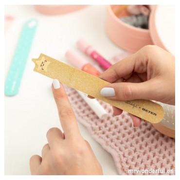 Beter - *Mr. Wonderful x Beter* - Set de 3 limas de uñas