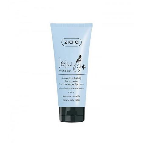 Ziaja - Micro Exfoliante facial para imperfecciones Jeju Young Skin