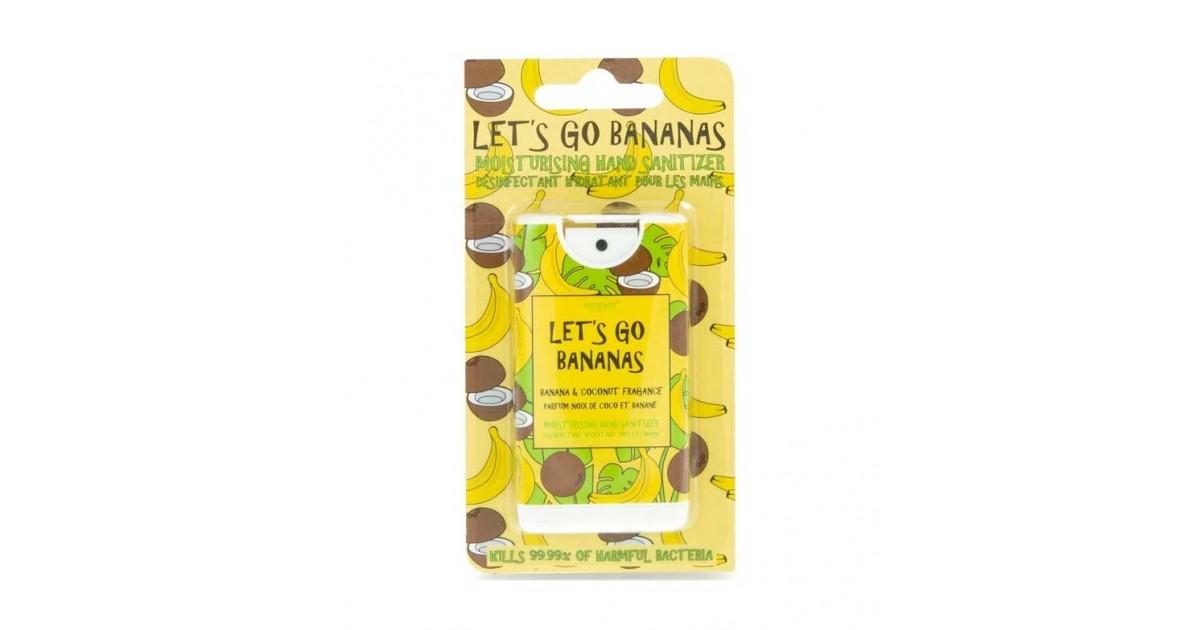 Mad Beauty - Higienizador de manos Let's Go Bananas - Banana y Coco