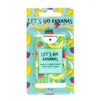 Mad Beauty - Higienizador de manos Let's Go Bananas - Banana y Fresa