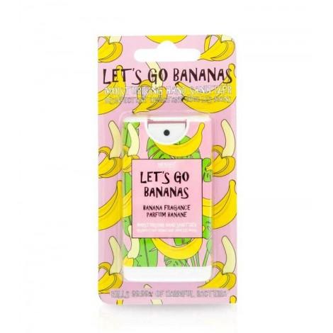 Mad Beauty - Higienizador de manos Let's Go Bananas - Banana