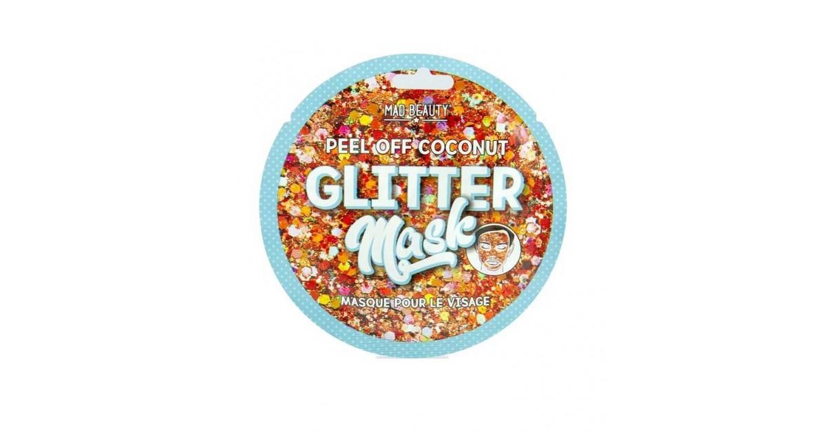 Mad Beauty - Mascarilla Peel-off con Glitter - Coco