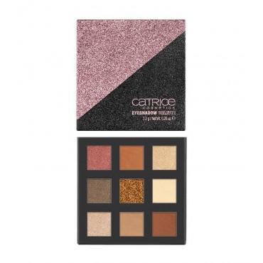 Catrice - *Glitterholic* - Paleta de iluminadores Highlighter Trio