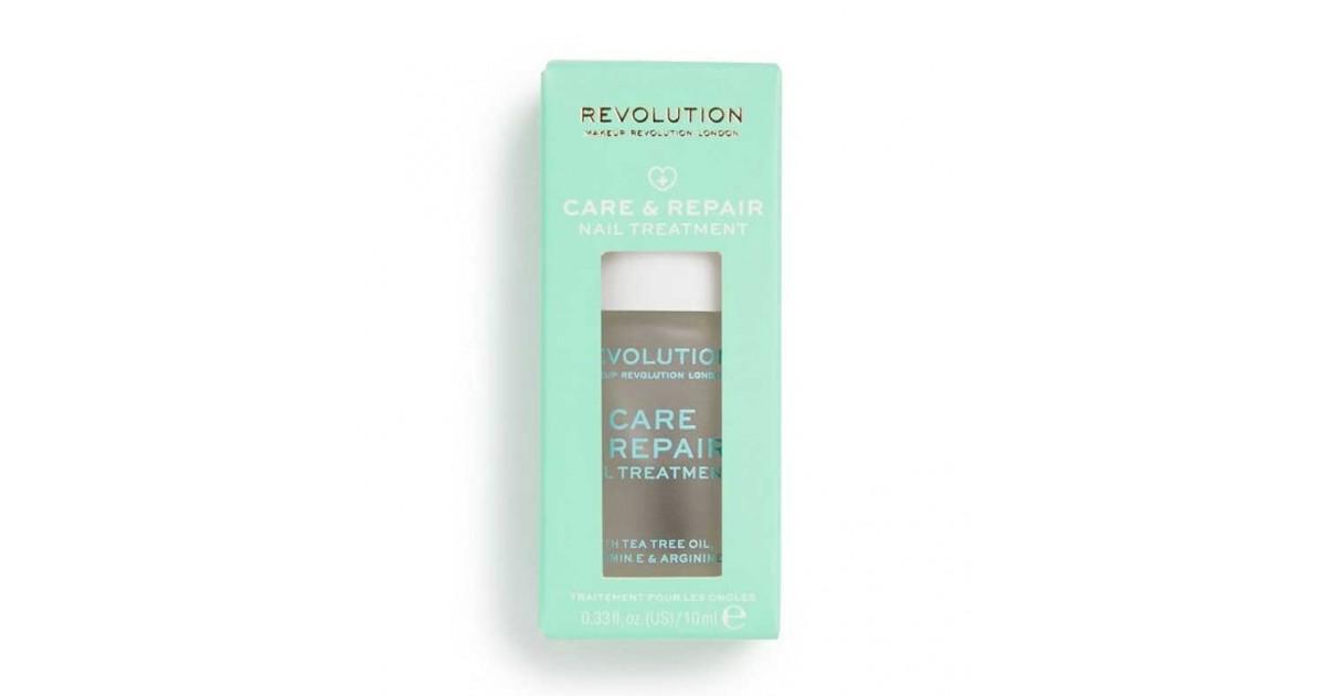 Revolution - Esmalte de uñas Base Coat Care & Repair