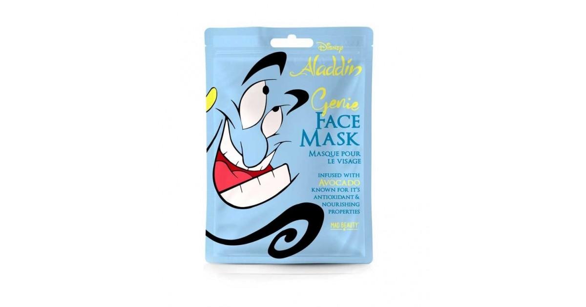 Mad Beauty - Mascarilla Facial Disney - Genio