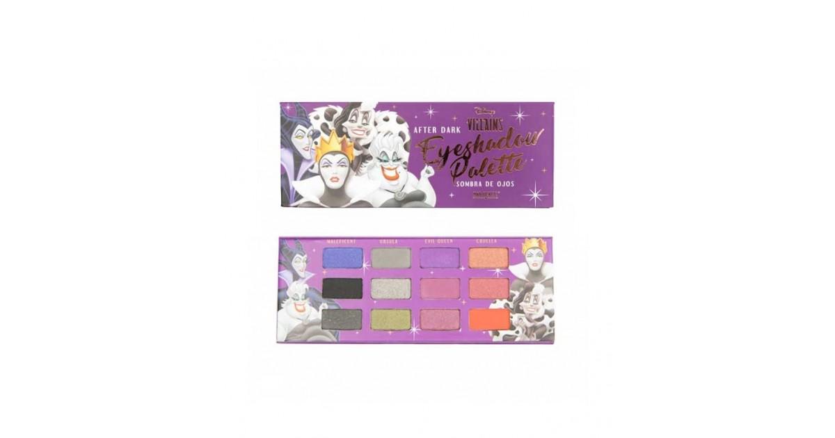 Mad Beauty - Paleta de sombras Disney - After Dark