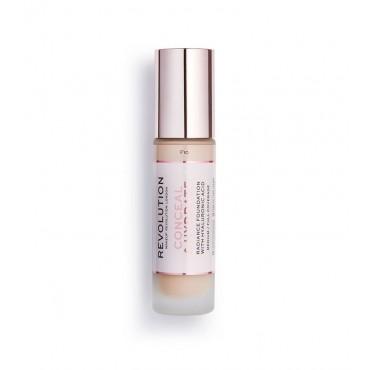 Revolution - Base de maquillaje Conceal & Define - F7