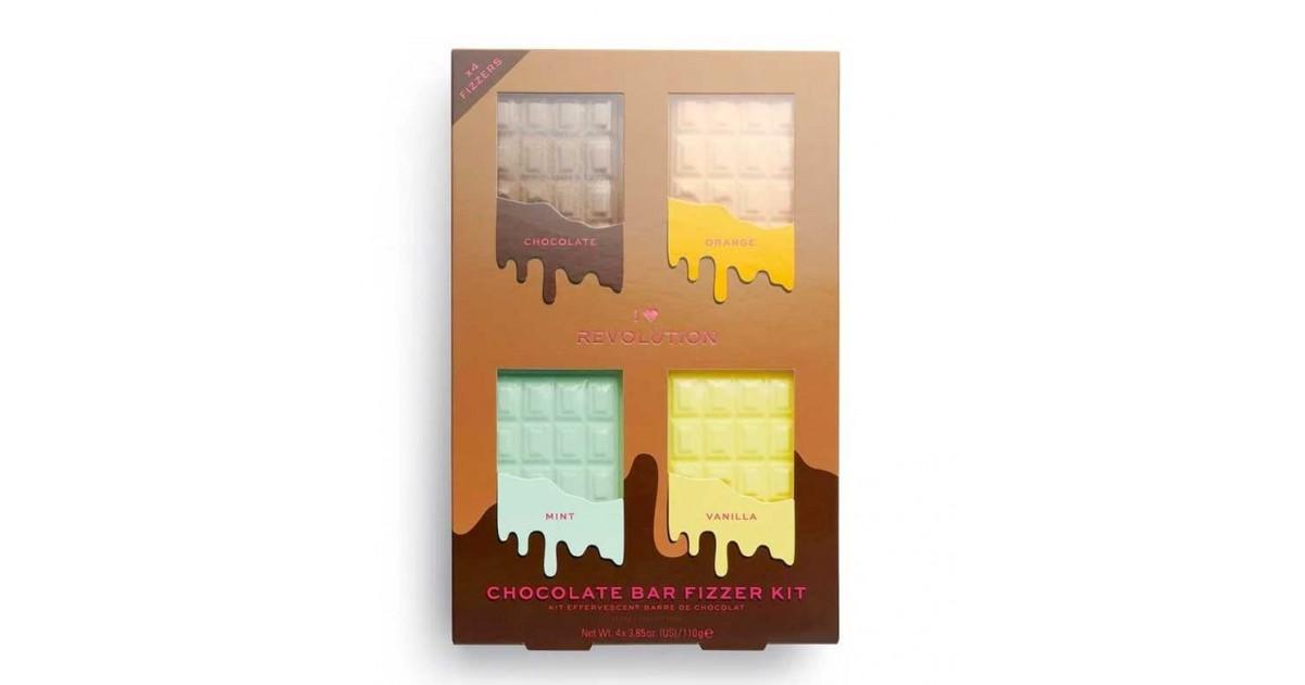 I Heart Revolution - Set Chocolate Vault 2