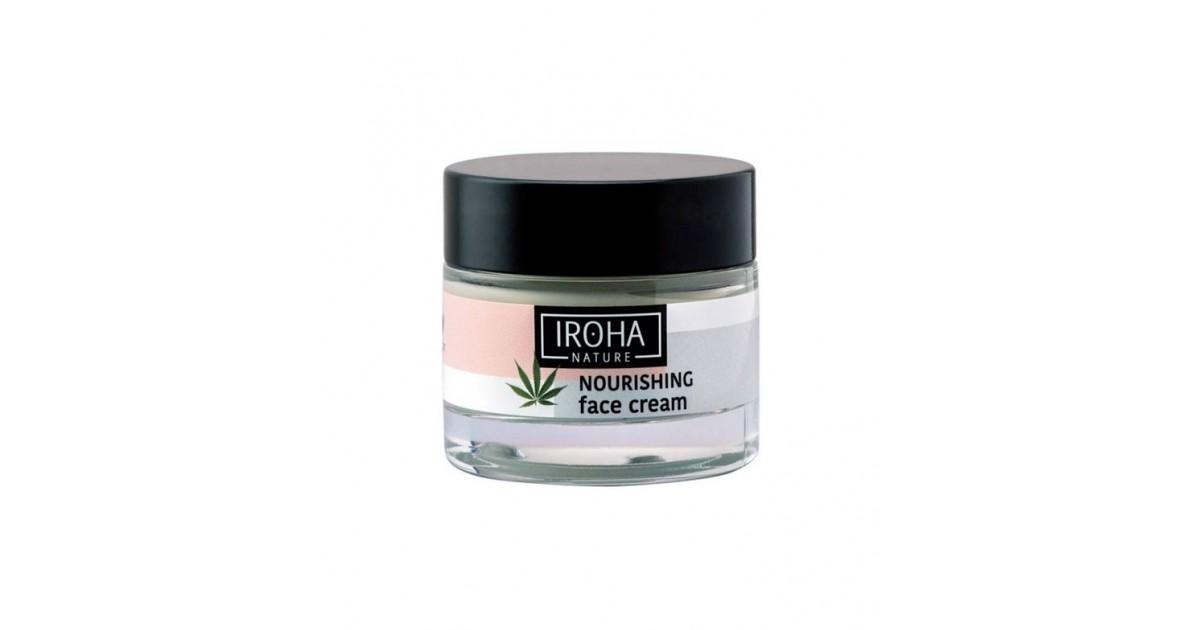 Iroha Nature - *Hemp* - Crema facial nutritiva